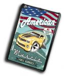 KOOLART AMERICAN MUSCLE CAR New Chevy Chevrolet Camero Case For iPad Mini